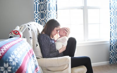 Acknowledging postpartum anxiety + how placenta encapsulation helped